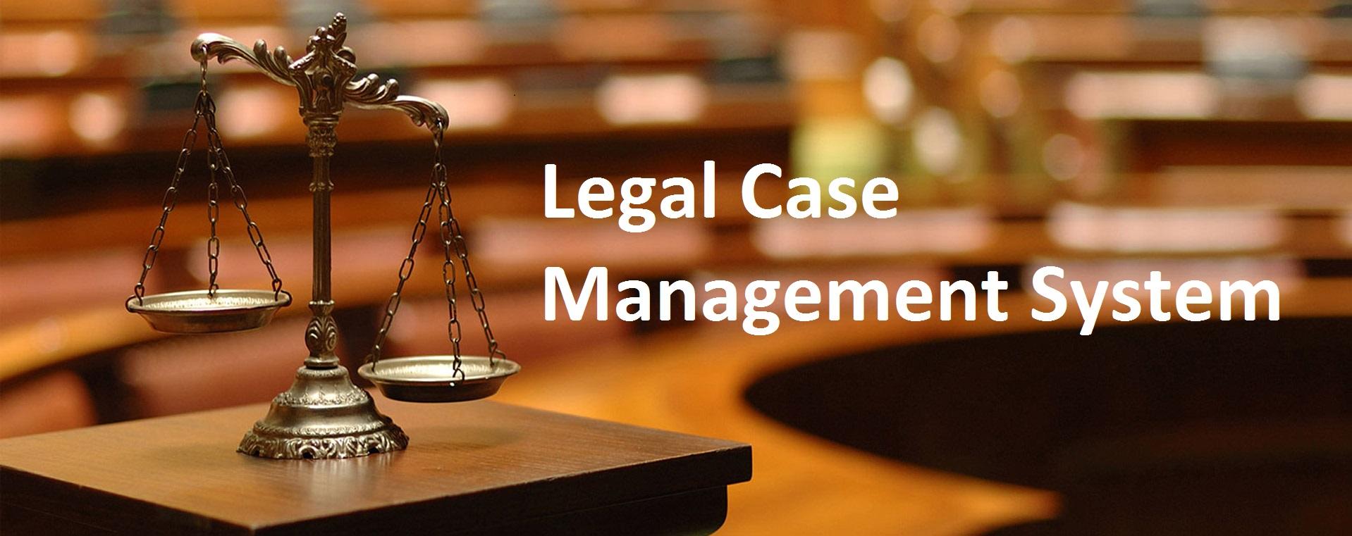 Legal Case Management Software Legal Case Management